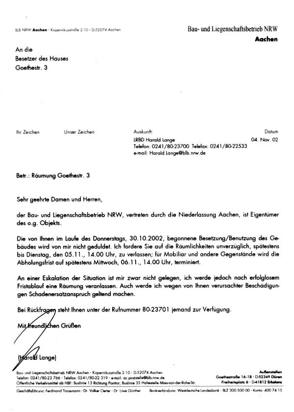Outstanding Vermietung Räumungsbescheid Formular Vignette ...